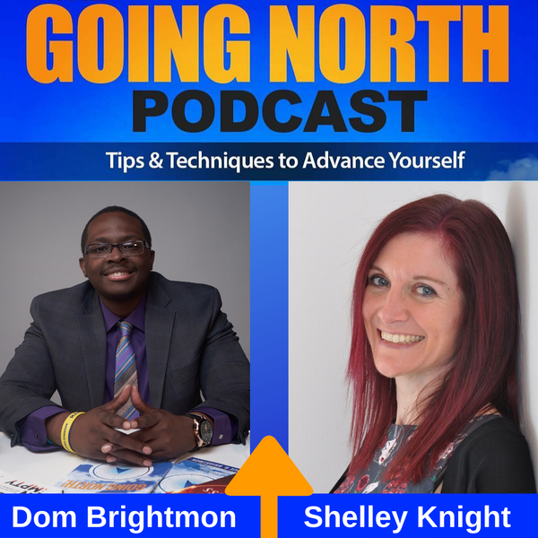 """248.5 (Host 2 Host Special) – """"A Self-Kick of Positivity"""" with Shelley Knight (@ShelleyFKnight) Image"""