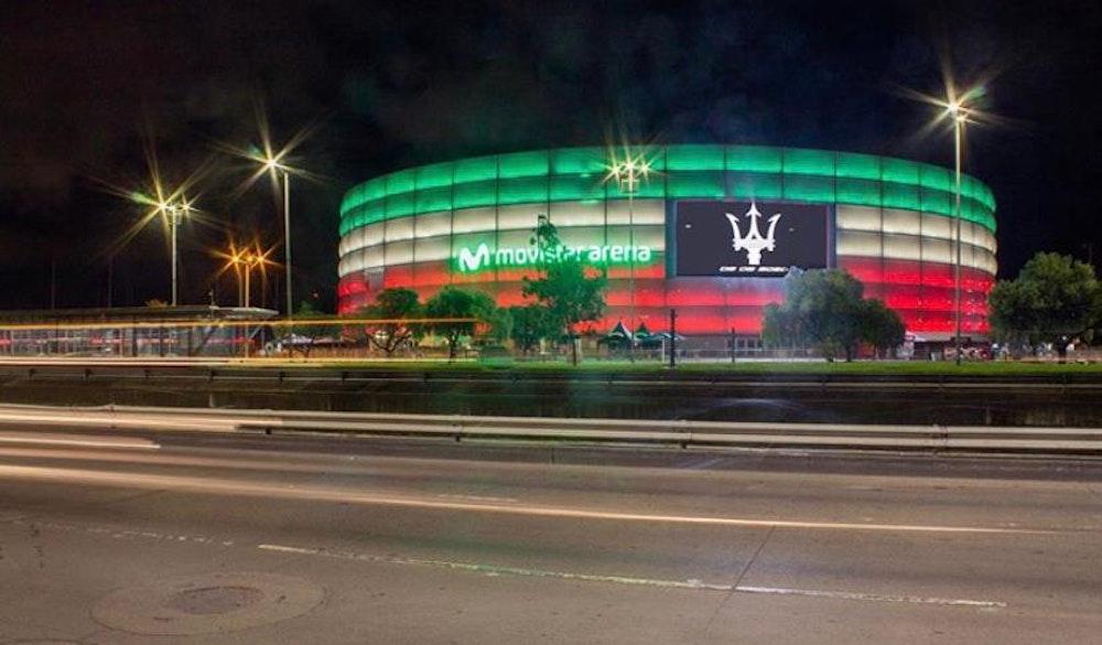 Movistar Arena Bogotá, reabre sus puertas en un ambiente bioseguro
