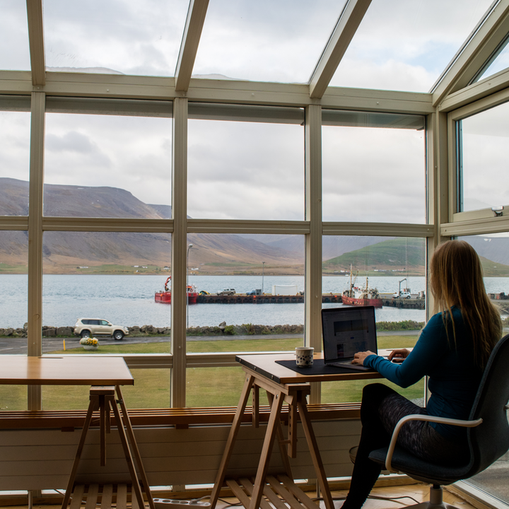 How to Work Remotely from Iceland for Six Months