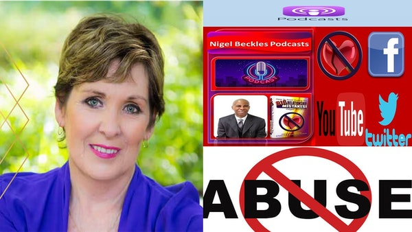 EPISODE 4: ABUSIVE RELATIONSHIPS Donna Ferguson Discusses Her Highly Abusive Marriage