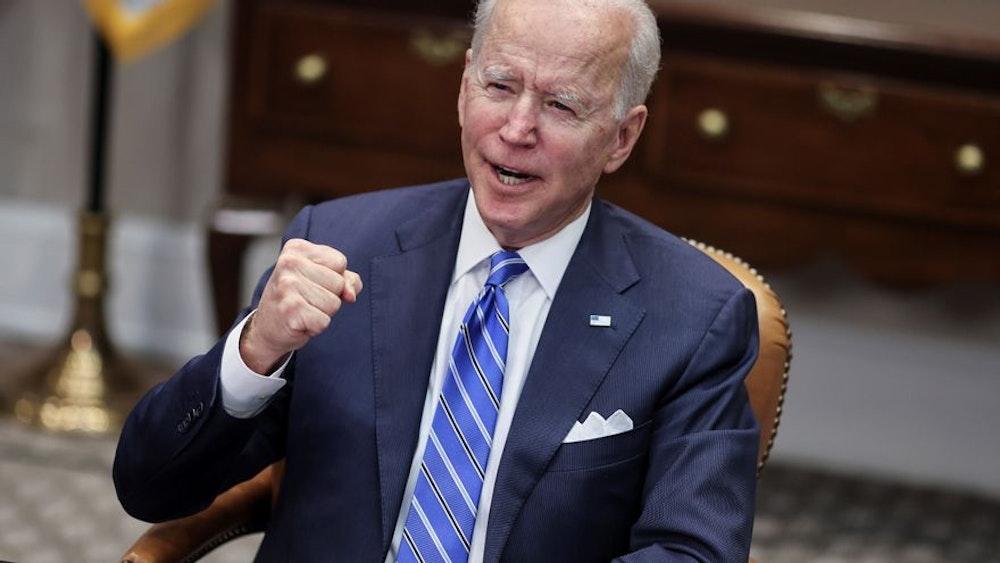 Biden ofrece el permiso migratorio TPS a unos 320.000 venezolanos en EE.UU.