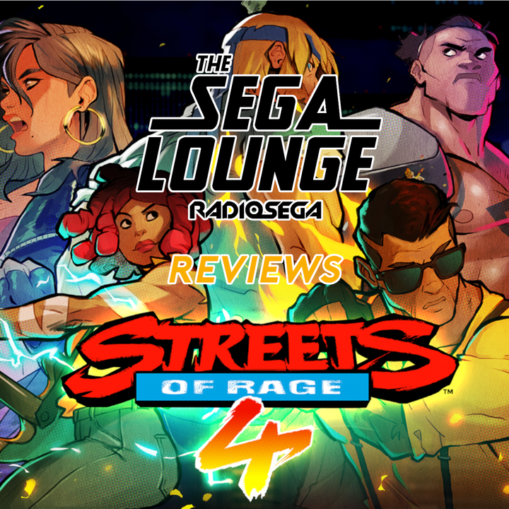 BONUS: Streets of Rage 4 Review
