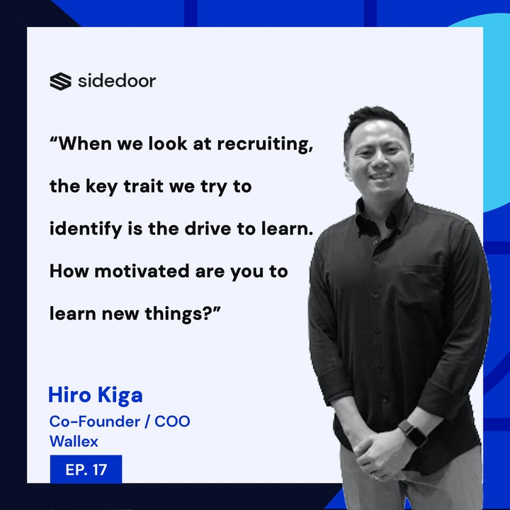 Hiro Kiga - From VC to Founder