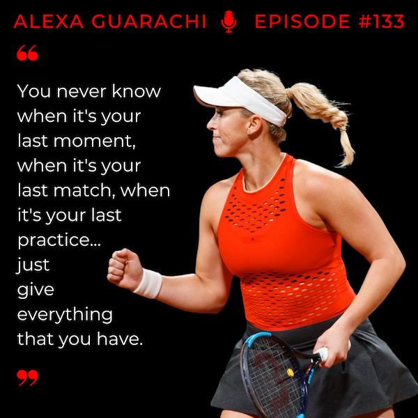 Episode 133: Alexa Guarachi - High Standards, Low Expectations