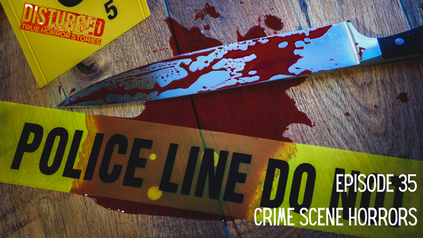 Crime Scene Horrors Image