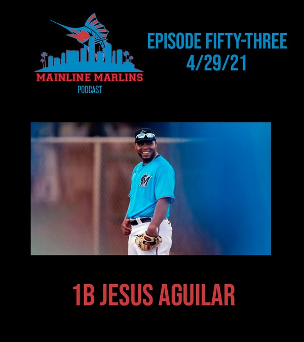 Episode 53 of the Mainline Marlins Podcast with Tommy Stitt Image