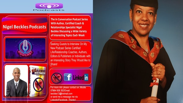 Keisha Adair Swaby - Dyslexia Awareness Advocate, Brand Ambassador & Radio Presenter