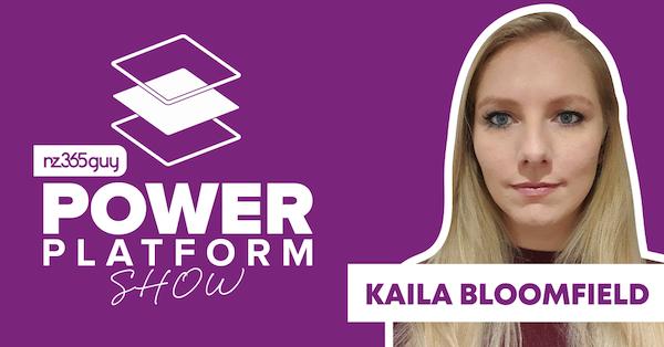 Dynamics 365 Finance Ecosystem with Kaila Bloomfield