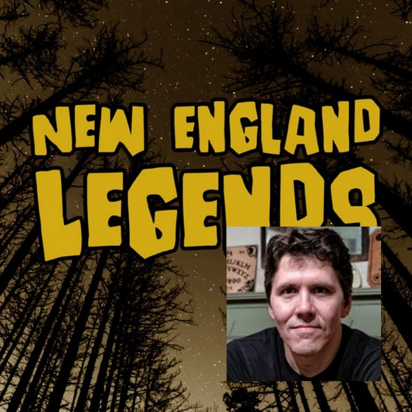 Episode 37 - A chat with Jeff Belanger of the New England Legends Podcast