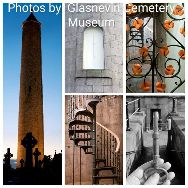 Episode 24 -Glasnevin Cemetery in Dublin, Ireland Image