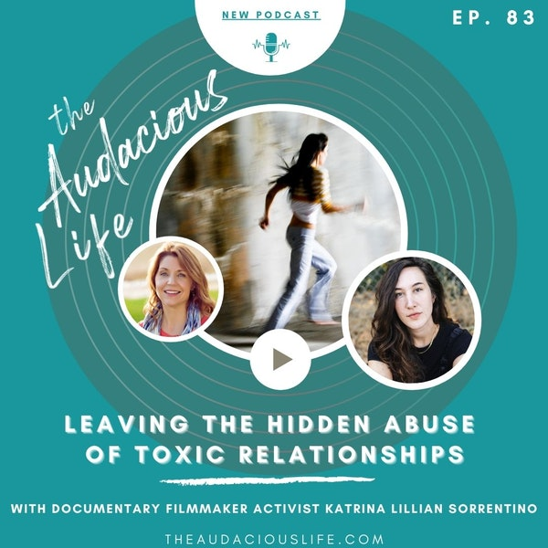Leaving the hidden abuse  of toxic relationships Image