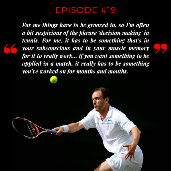 Episode 19: Conor Niland - The luck of the Irish