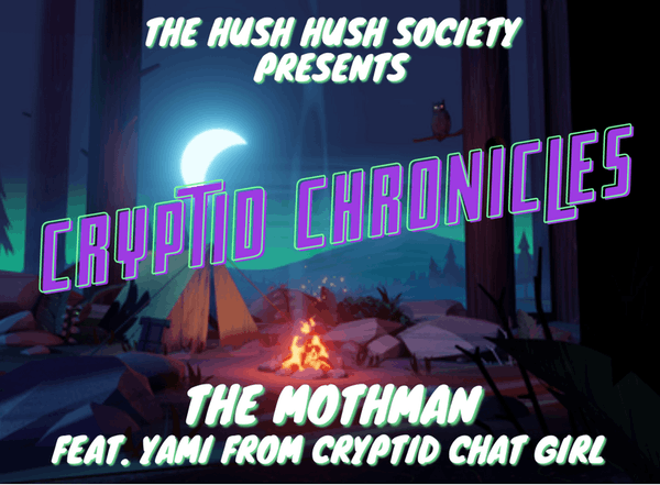 Cryptid Chronicles: The Mothman Image