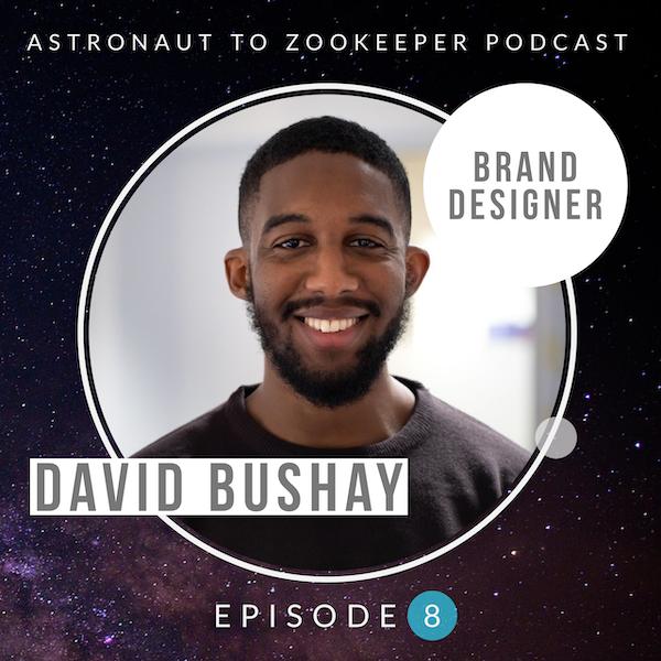 Brand Designer - David Bushay Image
