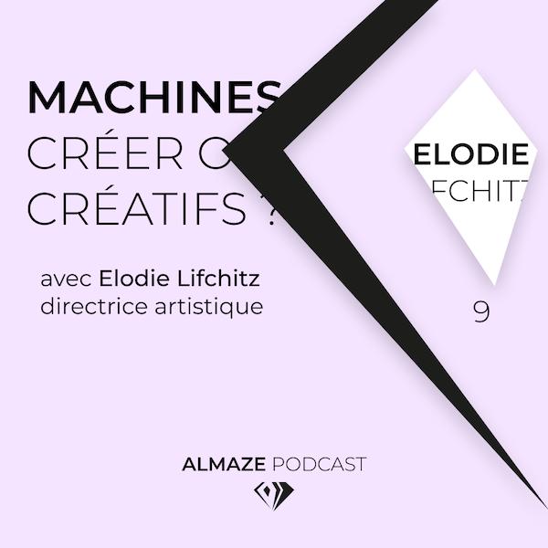 """""""On devenait des machines à créer plus que des créatifs"""" - Elodie Lifchitz Image"""
