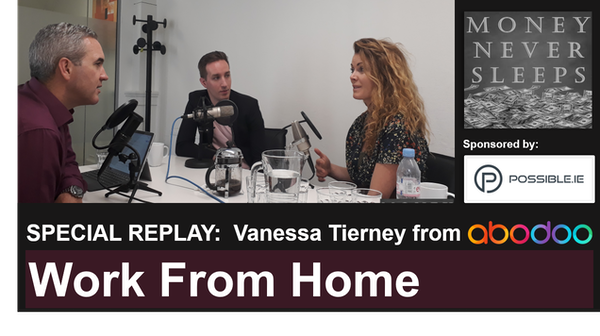 081: [REPLAY] Work From Home - Vanessa Tierney & Abodoo Image