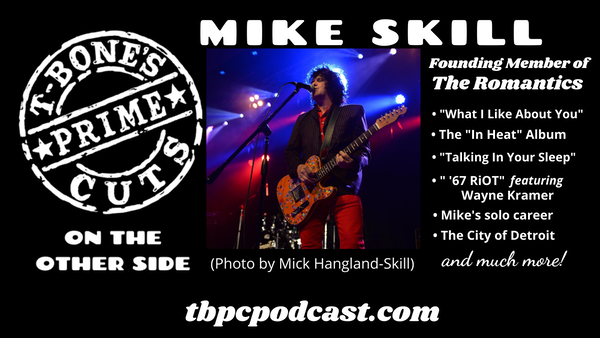 Episode #3 - Mike Skill of The Romantics Image