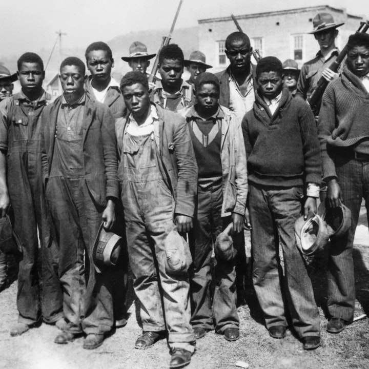 Who were the Scottsboro Boys?