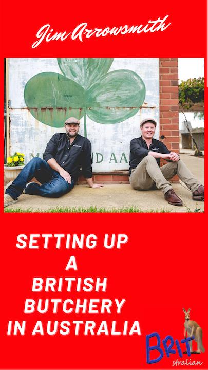 9: Setting Up A British Butchery in Australia