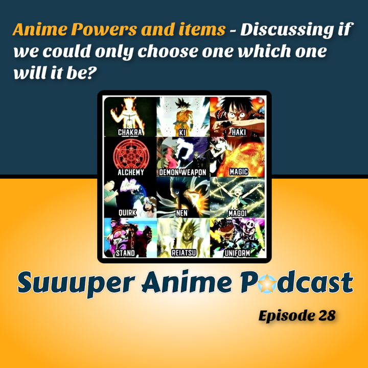 Level Up! - Which One Anime Item & Power System Would You Pick To Take To a Tournament/World?   Ep 28