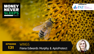 131: Wings   Fiona Edwards Murphy and ApisProtect