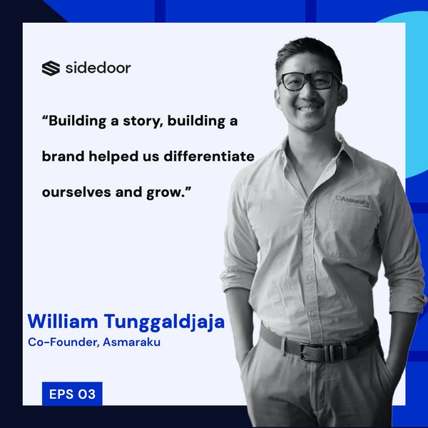 William Tunggaldjaja - Competing with Ecommerce Goliaths