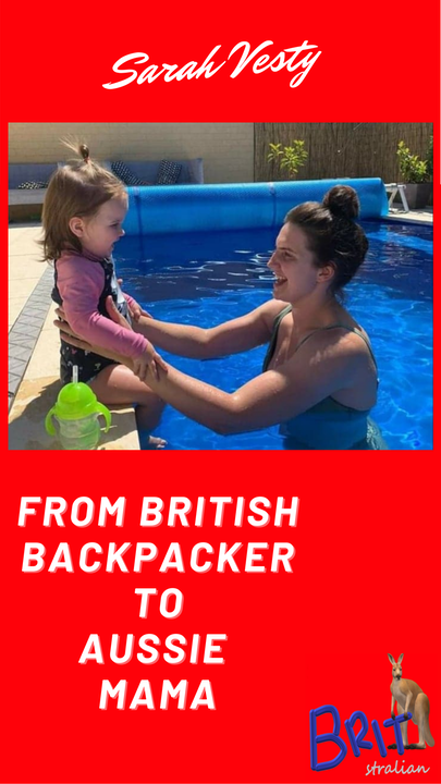 8: From British Backpacker To Aussie Mama Image