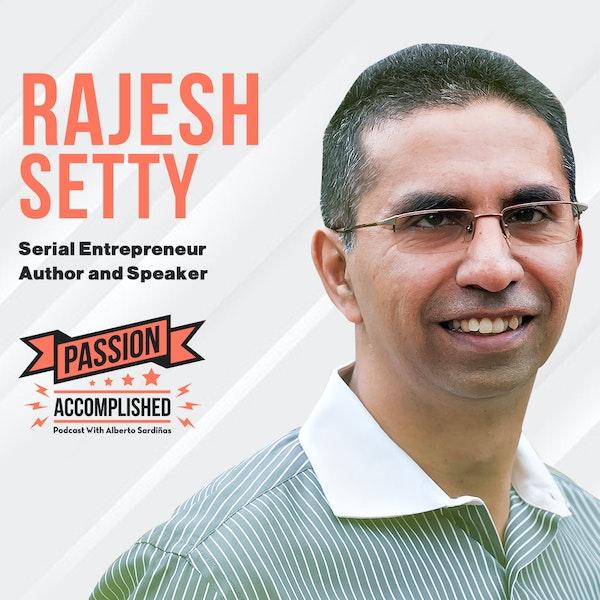 A businessman since he was 13 with Rajesh Setty