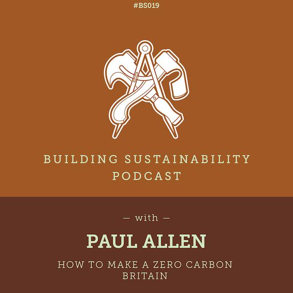 How to make a Zero Carbon Britain - Paul Allen Image