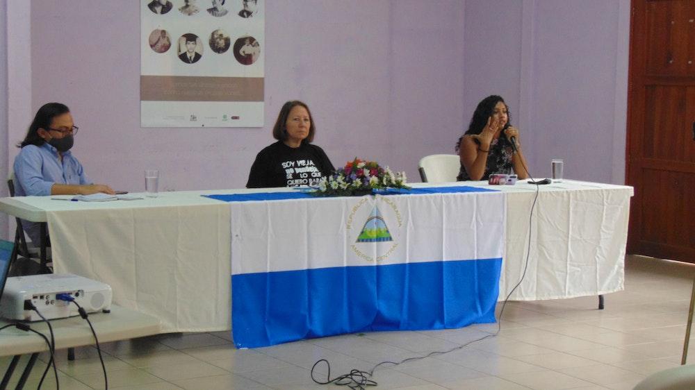 Movimiento Feminista la Corriente lanza campaña «Se lo que quiero para Nicaragua»