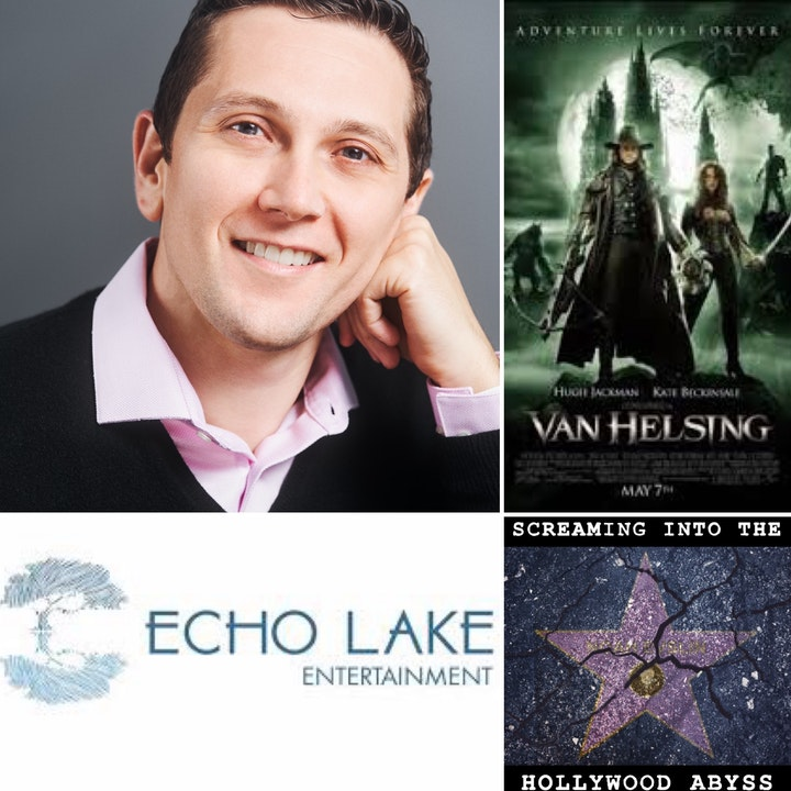 Take 37 - Manager and producer Zadoc Angell, Echo Lake Entertainment