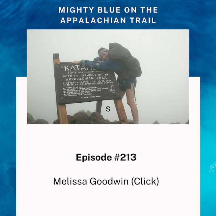 Episode #213 - Melissa Goodwin (Click)