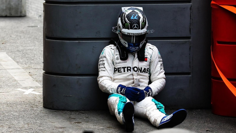 Host Mike's Hot Take Column: Valterri Bottas