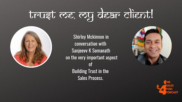 Trust me, my dear client! Image