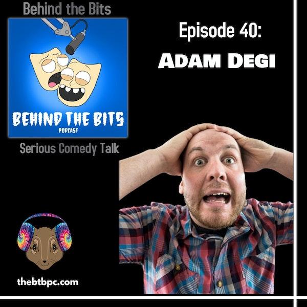 Episode 40: Adam Degi Image