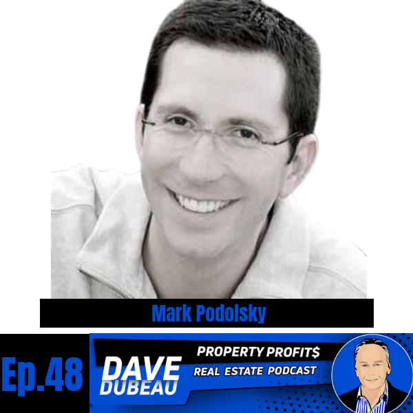 Make a Passive Income without Renters, Rehabs, Renovations or Rodent with Mark Podolsky Image