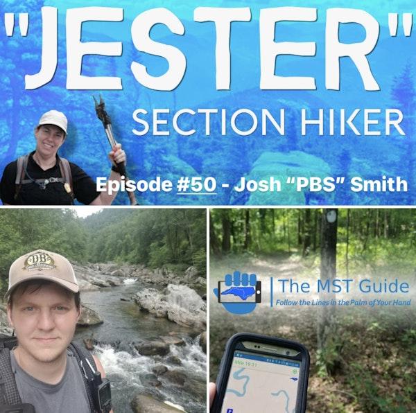 """Episode #50 - Josh """"PBS"""" Smith"""