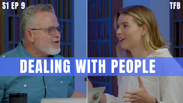 How to Love People (With Problems!) w/ Steve Alessi and Gaby Alessi | S1 E9 Image