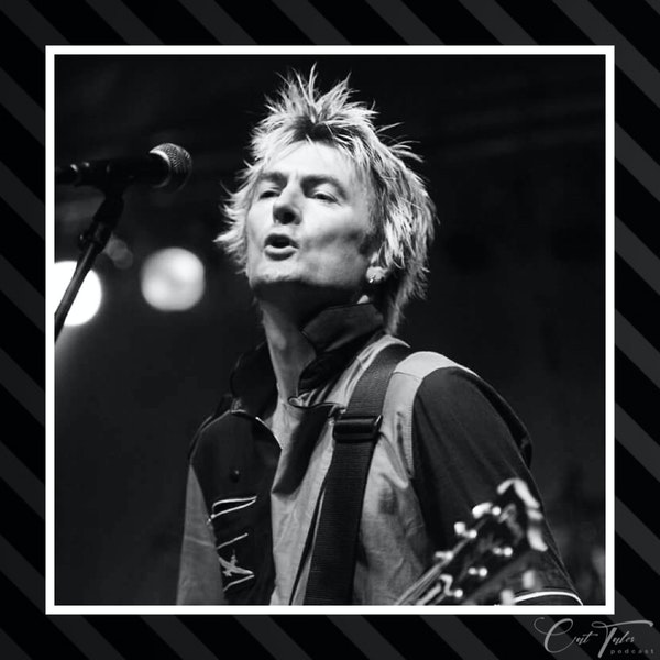 77: The one with the UK Subs' Steve Straughan Image