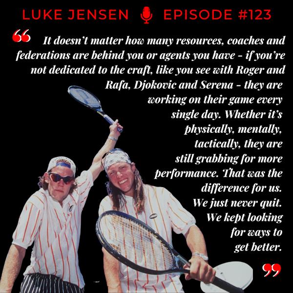 Episode 123: Luke Jensen - Choose Confidence