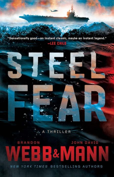 John David Mann - Steel Fear: A Thriller Image