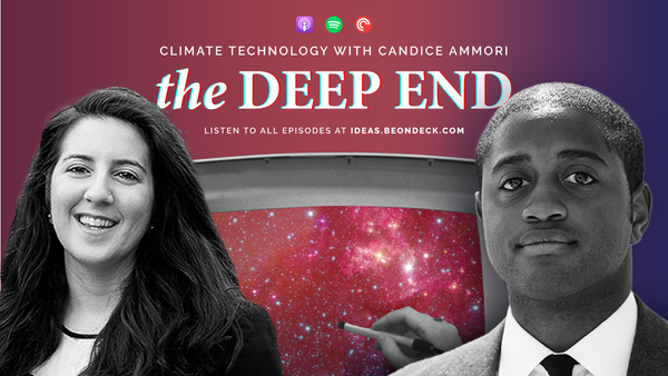 Climate Technology with Candice Ammori Image