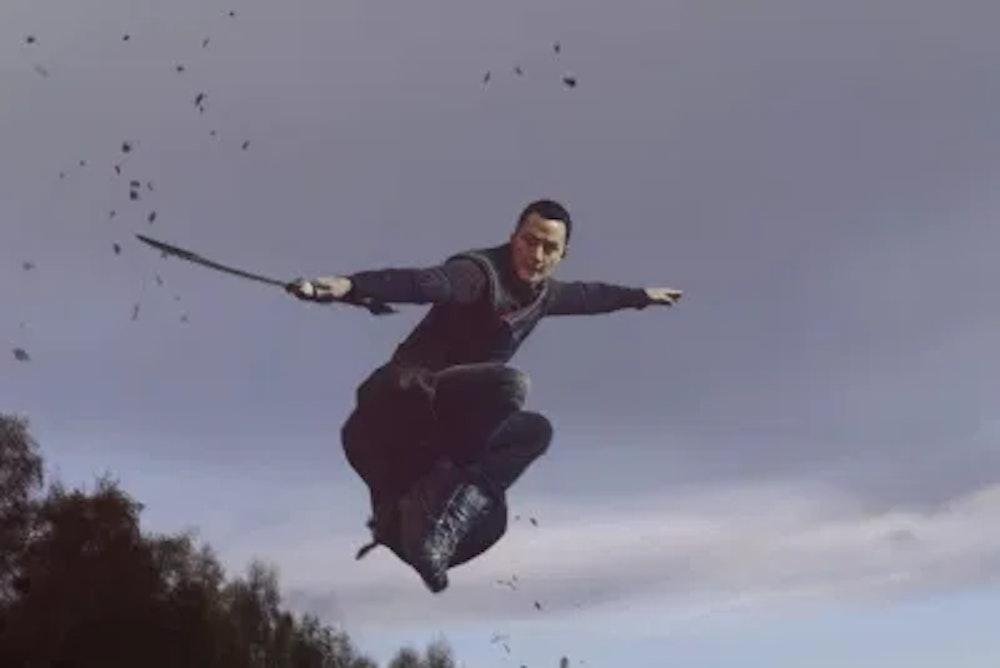 Daniel Wu's Journey Into The Badlands