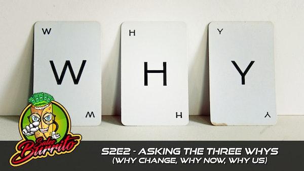 202 - The Three Whys