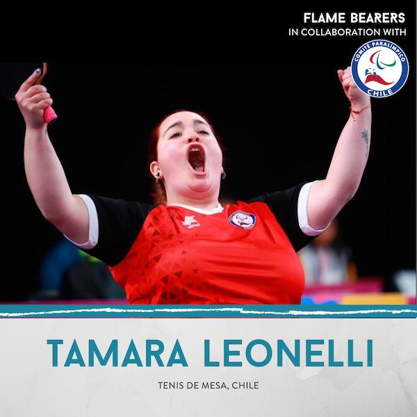 Tamara Leonelli (Chile): Spina Bifida & True Inclusion Through Olympic & Paralympic Melding Image