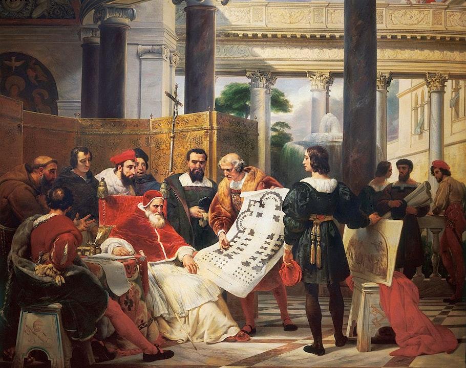 Fifth Lateran Council 1512-17 A.D.