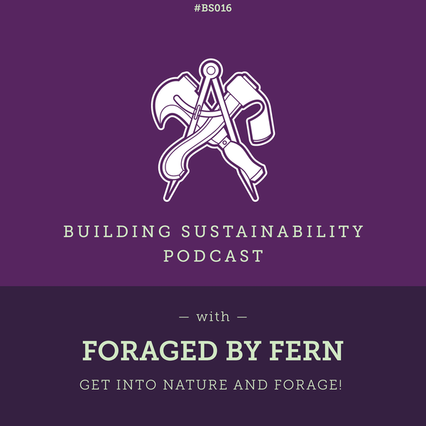 Get into nature and forage! - Fern Freud Image
