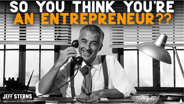 You think you're an entrepreneur? 60 companies | American Airlines | TV/RADIO | Shipbuilding | Uranium mine | Checker/ Yellow Cab Image