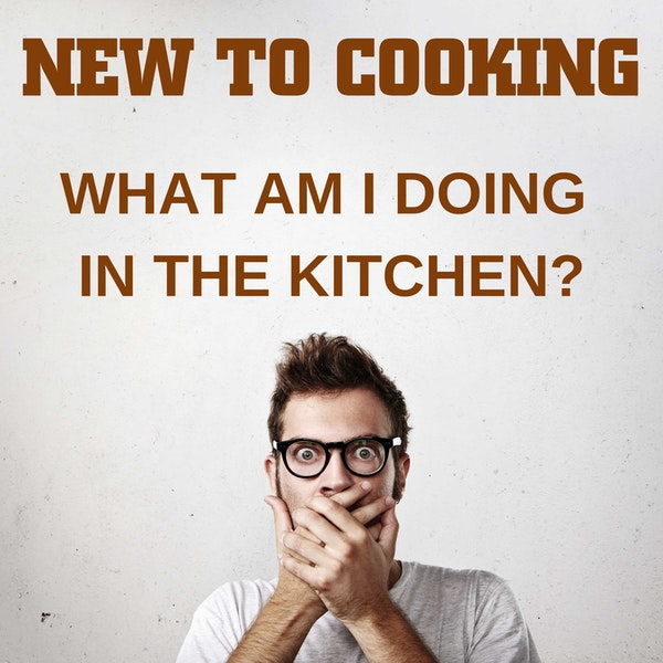 What Am I Doing In the Kitchen? Image