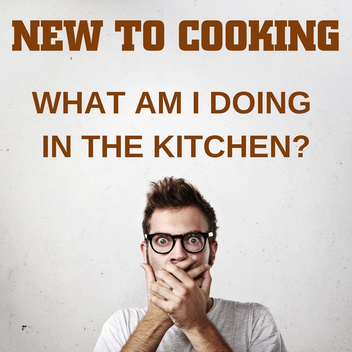 What Am I Doing In the Kitchen?